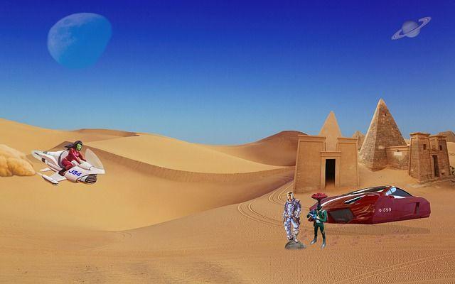 Arti mimpi padang pasir yang panas menyimbolkan beberapa makna terpendam. Berikut adalah beberapa makna bermimpi tentang gurun pasir.