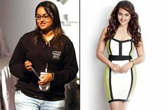 Sonakshi Sinha before and after