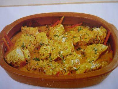 Recetas de Cocina Peruana: Receta de Ceviche de Pollo Caliente