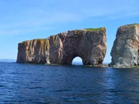 Découvrir la Gaspésie en photos. - YouTube
