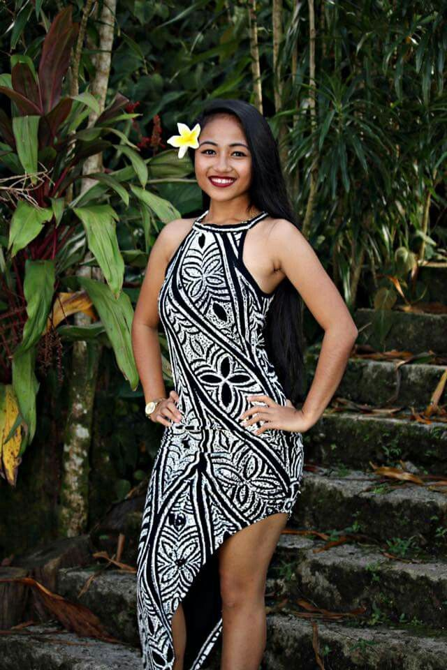 hot tongan women