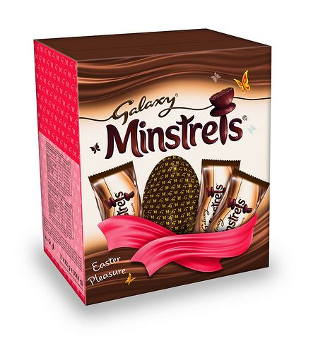 Galaxy Minstrels Easter Egg
