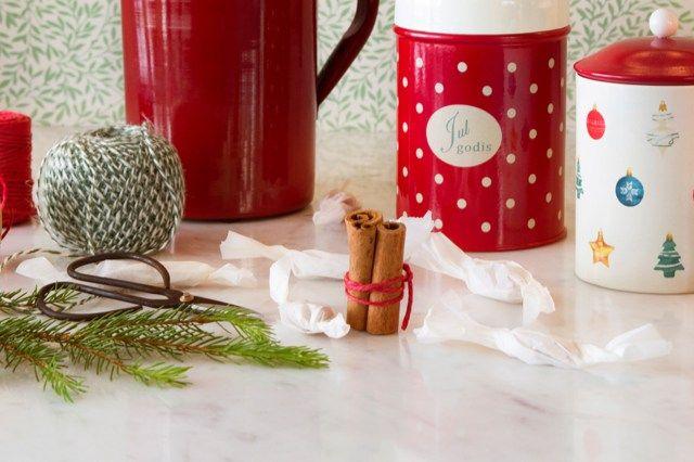 Strömshaga, Stromshaga, jul, julbak, plåtburkar, pepparkakor, baka, christmas, plåtburk, litermått