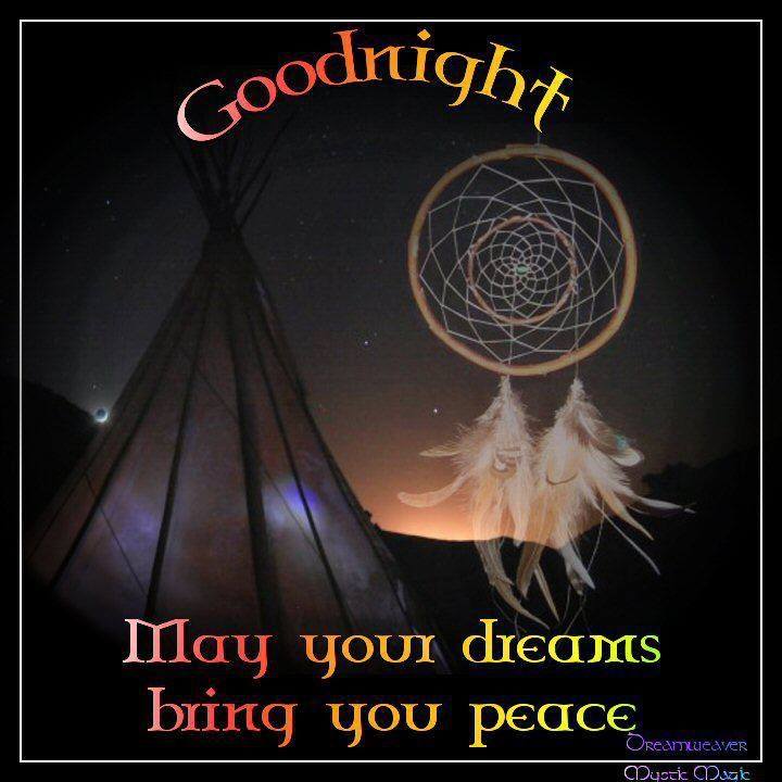 Image result for NATIVE AMERICAN GOOD NIGHT QUOTES