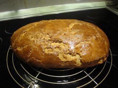 Rezept: Quark-Dinkel-Brot