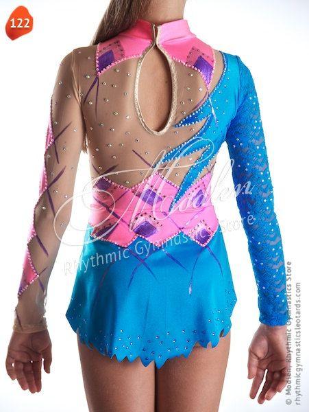 De handgemaakte turnpakje is gemaakt van blauwe & rose stretch lycra, transparante mesh, ingericht door pailetten. Om uw turnpakje helder en aantrekkelijk te maken, raden wij u de keuze uit 1000 elementaire kristallen, maar je kunt ook Swarovski kristallen kiezen voor je jurk. Het turnpakje kan worden genaaid op je kiest voor een dergelijke vorm van sporten zoals Ritmische Gymnastiek Leotard, Ice Kunstschaatsen Dress, Acrobatische Gymnastiek Gympak, Jumpsuit Costume of Dance Jurk. Type ...