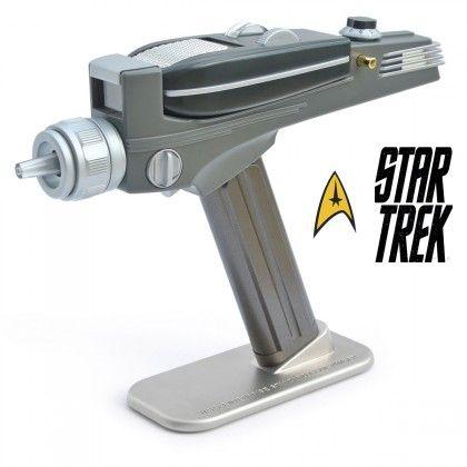 Télécommande Universelle Phaser Star Trek. Kas Design, Distributeurs de produits originaux.