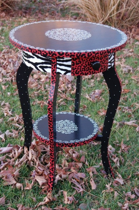 183 Best Funky Fun Painted Furniture Images On Pinterest