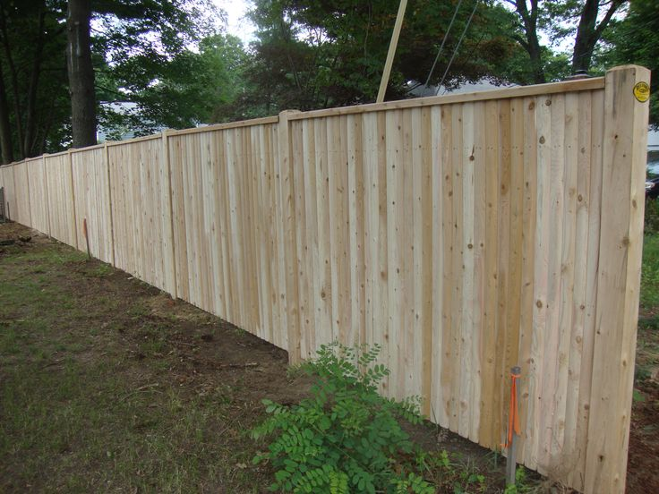 Best 25 stockade fence ideas on pinterest horizontal - Exterior wood screws for fencing ...
