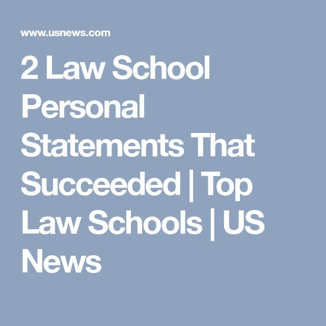 The 25+ best Law school personal statement ideas on Pinterest - example personal statements