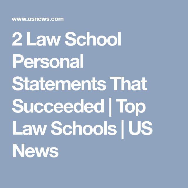 Best  Law School Personal Statement Ideas On