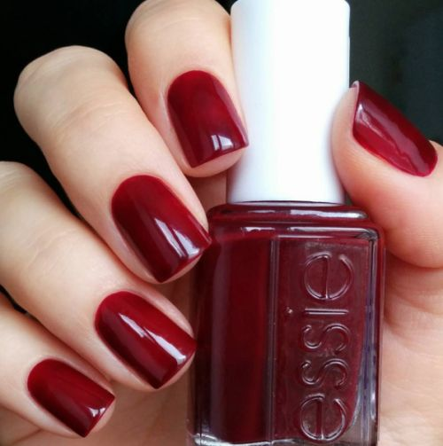17 Best Ideas About Wine Nails On Pinterest
