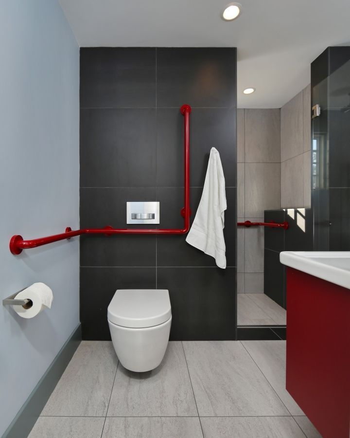 Small Bathroom Lighting Ideas Recessed Stunning Ceiling Design In Pakistan Bathroomdesigninpakistan Bathroom Red Small Bathroom Commercial Bathroom Designs