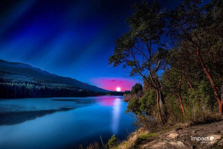 Westwood Lake Nanaimo