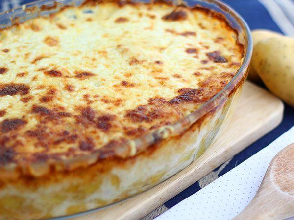 Bacalao con nata, tradicional portugués, Receta Petitchef