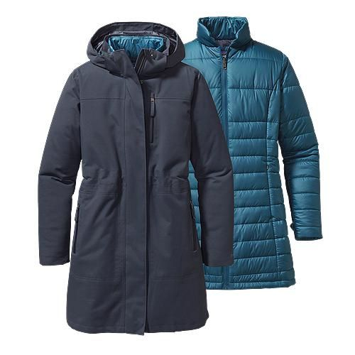Patagonia | W's Stormdrift 3-in-1 Parka (28110)