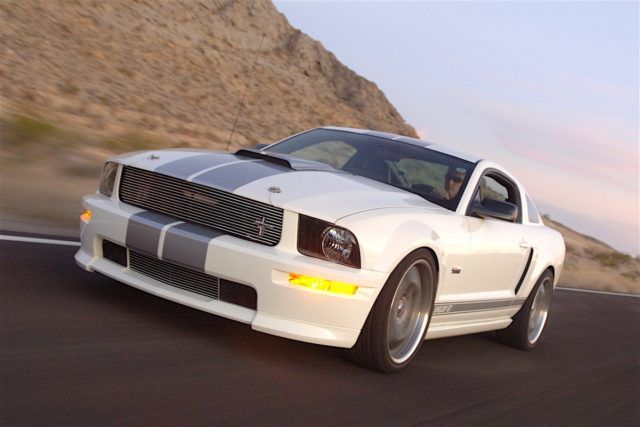 2007 Shelby GT Concept #1, serial number 07GT01C