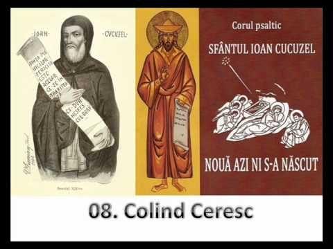 """08. Colind Ceresc - Cerul Si-a Deschis Soborul (Corul Psaltic """"Sf. Ioan ..."""