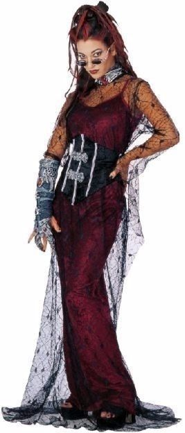 Gothic Contessa - Halloween - - Guaranteed Delivery for Halloween
