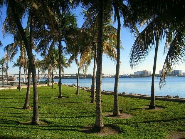 Bayfront Park Miami Florida Miami Gardens Buchart Gardens Botanical Gardens Near Me