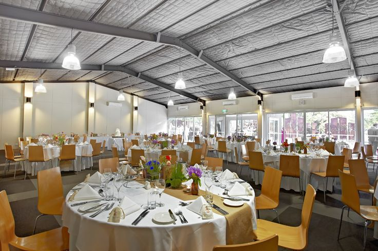 Melbourne Zoo Events. Leopard Lodge corporate luncheon.