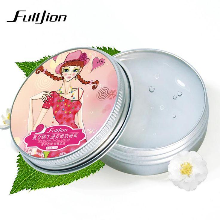 Fulljion Hydraterende Whitening Crème Slak Crème Gezichtsverzorging anti-rimpel Voeden Vrouwen Gezicht Huidverzorging Behandeling Cosmetica Make