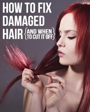DIY Guide to Repairing Damaged Hair: Hair Care Tips And Ideas