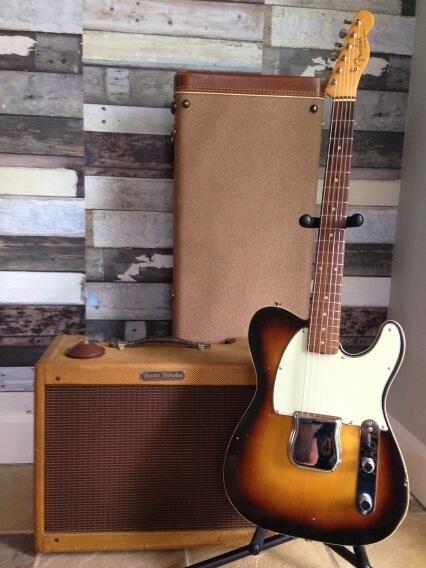 Fender Telecaster (Joe Bonamassa on Twitter)