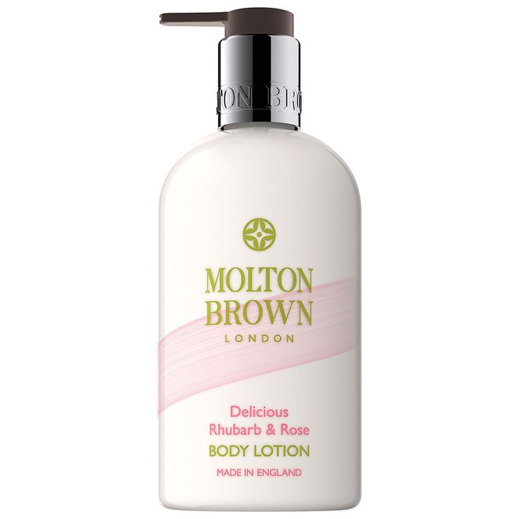 molton brown body essentials delicious rhubarb rose body lotion bei beauty. Black Bedroom Furniture Sets. Home Design Ideas