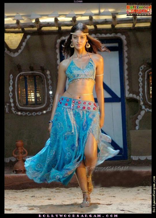 Indian Actor Ileana D'cruz