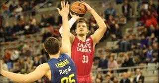 Barcelona wants Mirza Teletovic - Basketball