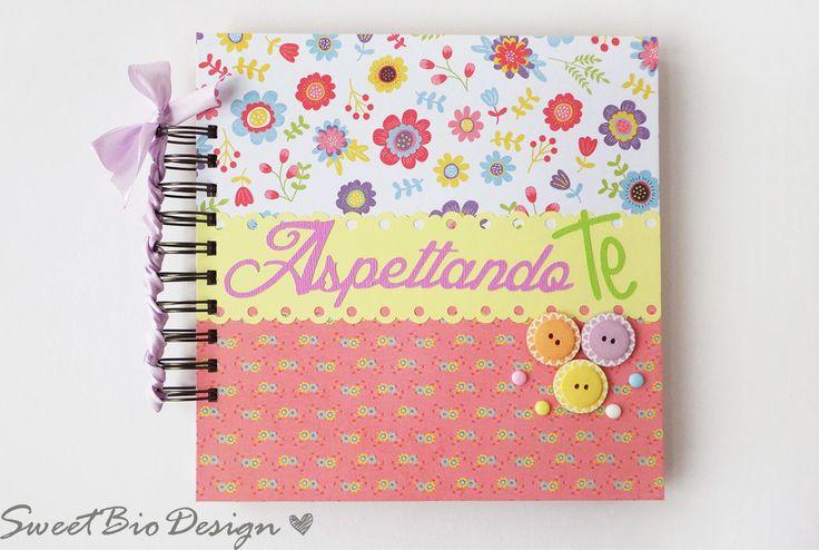 Sweet Bio design: Album/Diario Gravidanza - Pregnancy Album/Diary