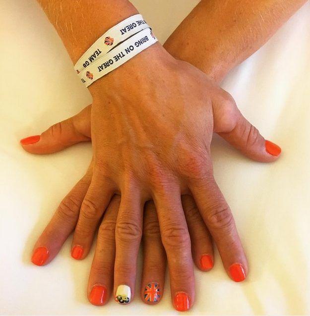 Lani Belcher Nail Art | Brazil Olympics 2016