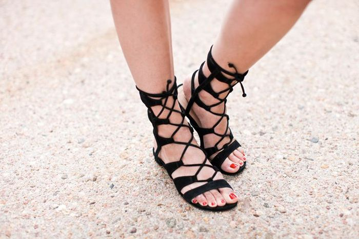 """Summer Vacation """"It"""" Shoe Styles 
