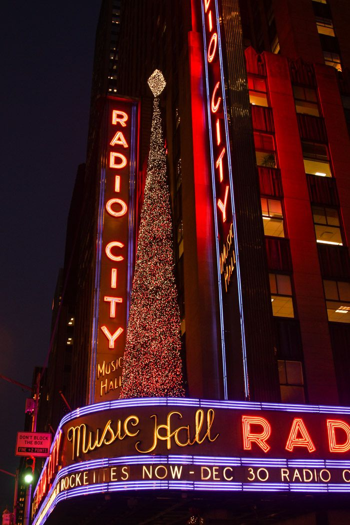 Travelogue: New York City (during the holidays)