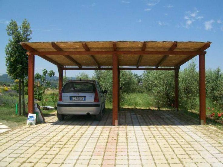 Pergola tettoia gazebo Lamellare 600x500 cm