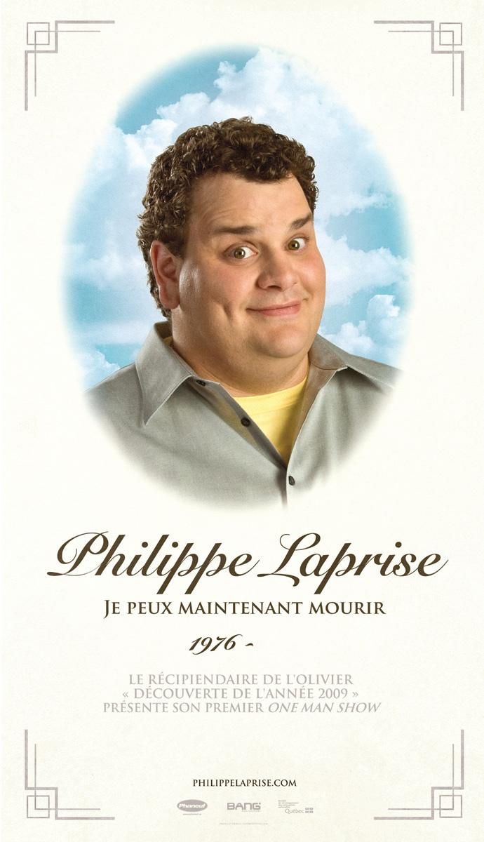 Philippe Laprise - Humoriste