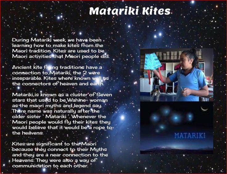 Image result for matariki story