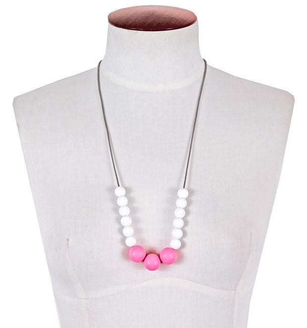 NZ Made Bead Necklace - KILT Accessories - KILT November 2013