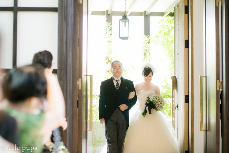 クラシカ表参道でご結婚式*  *elle pupa blog*