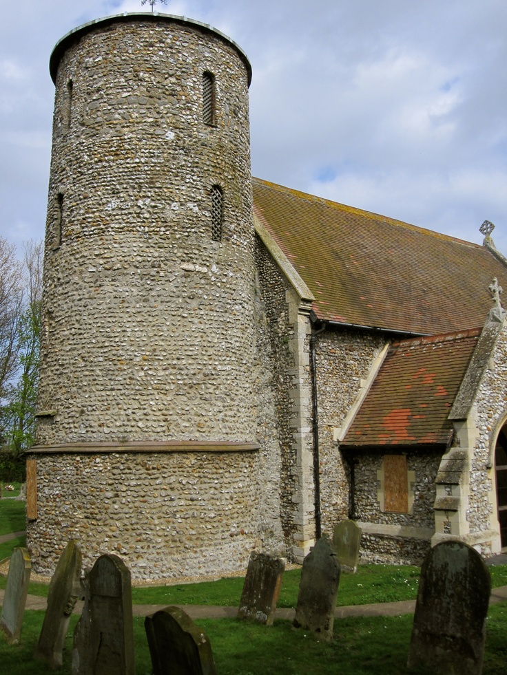 Norfolk Fakenham church