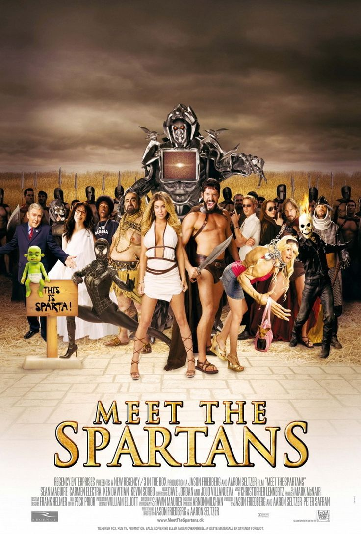 quotes from meet the spartans movie