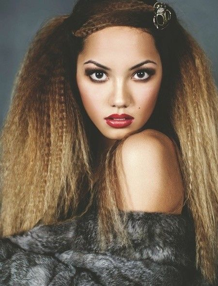 Magnificent 1000 Ideas About Crimped Hairstyles On Pinterest Big Wedding Short Hairstyles For Black Women Fulllsitofus