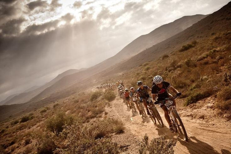 Cape Epic. Awesome!
