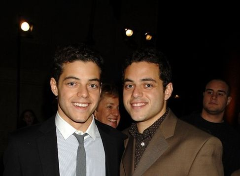 Rami Said Malek (born May 12, 1981) is an American  actor and his parents are Egyptians. Rami has a younger brother called Sami. I n ...