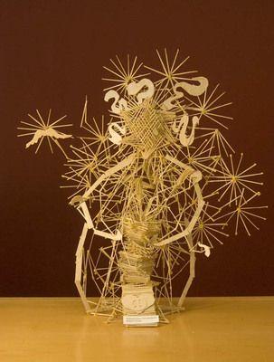 Introduction to Studio Toothpick Sculptures  digitalcommons.linfield.edu