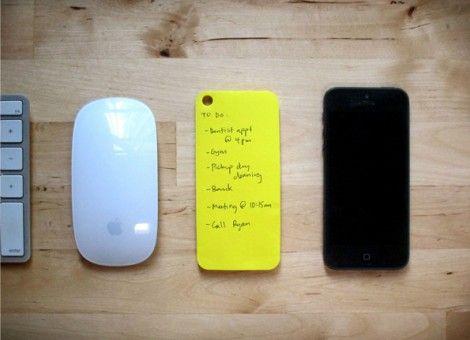 block notes iphone