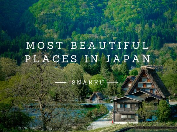 Rural Japan is where you can experience the best that Japan has to offer. The best food, hotels, scenery, and hospitality can only be found in the countryside.
