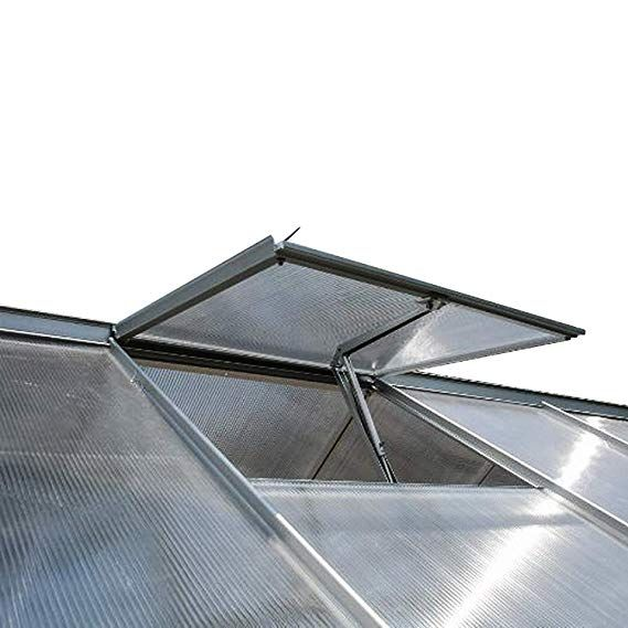 Automatischer Fensteröffner Fensterheber für Gewächshaus Gartenhaus Frühbeet