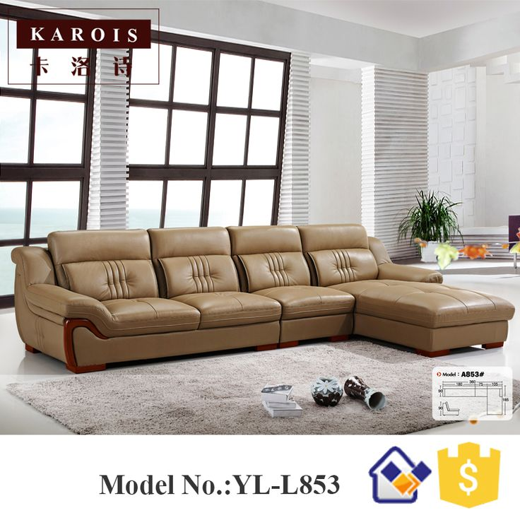 Leather L Shape Sofa Design: Best 25+ L Shaped Leather Sofa Ideas On Pinterest